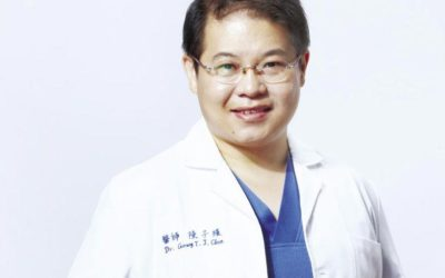 Talent in the workplace-Director of La Visage Beauty Center Gerry T.J. Chen leads the trend and insists on the beauty of body and mind